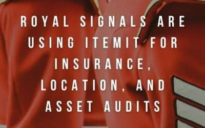 Royal Signals Are Using itemit For Insurance, Location, And Asset Audits