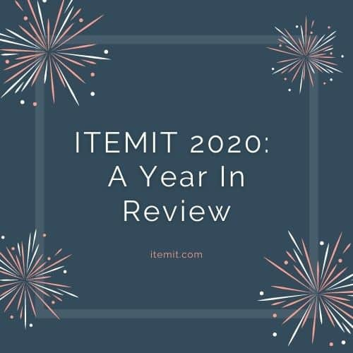 itemit 2020 A Year In Review