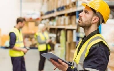 How Does A Warehouse RFID System Work?
